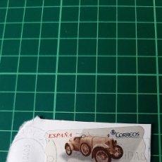 Sellos: VIGO MATASELLO ATM COCHES ÉPOCA AMILCAR 1927. Lote 269576618