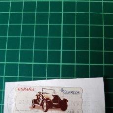 Sellos: VIGO MATASELLO ATM AUTOMÓVILES BERLIET 1926 O.28 E USADO. Lote 269577083