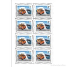 Sellos: ⚡ DISCOUNT RUSSIA 2015 DISASTER RISK REDUCTION MNH - CARS. Lote 289969133