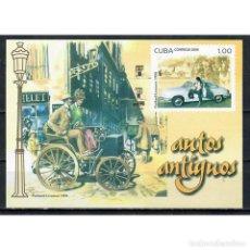 Sellos: ⚡ DISCOUNT CUBA 2008 VINTAGE CARS NG - CARS. Lote 296045028