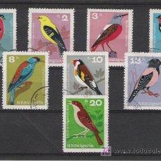 Briefmarken - TEMA PAJAROS BONITA SERIE - 5366138