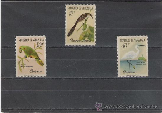SELLOS DEL TEMA PAJAROS (Sellos - Temáticas - Aves)