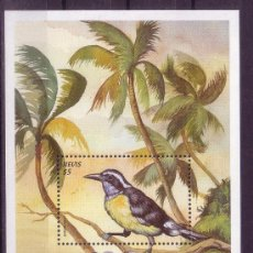 Sellos: NEVIS HB 164*** - AÑO 1999 - FAUNA - AVES DEL CARIBE. Lote 24698286