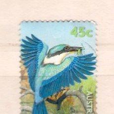 Sellos: PÁJAROS DE AUSTRALIA. AÑO 1999. Lote 53883086