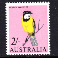 Sellos: AUSTRALIA 294** - AÑO 1963 - FAUNA - AVES. Lote 52851758