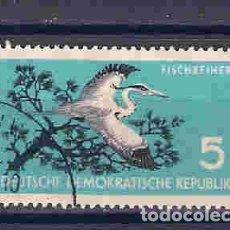 Sellos: AVES DE ALEMANIA,R.D. - SELLO AÑO 1959. Lote 86049504