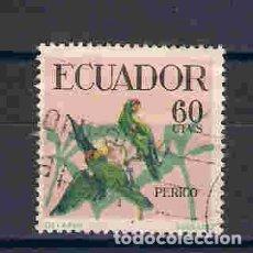 Sellos: AVES DE ECUADOR. SELLO AÑO 1958. Lote 207167036
