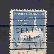 Sellos: AVES DE USA. SELLO AÑO 1956. Lote 86054440