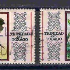 Sellos: AVES DE TRINIDAD & TOBAGO. SELLOS AÑO 1969. Lote 86055912