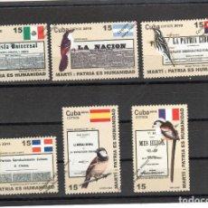 Timbres: CUBA Nº AÑO 2010 (**). Lote 100491986