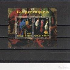 Sellos: DJIBOUTI Nº AÑO 2009 (**). Lote 95926259