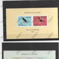 Sellos: ECUADOR Nº HB 24 AL 25 (**). Lote 95954427
