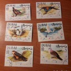 Sellos: AVES DUBAI. Lote 98405795