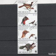 Timbres: NICARAGUA Nº 1911 AL 1914 (**). Lote 156717408