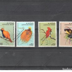 Sellos: PAPUA NUEVA GUINEA Nº 174 AL 177 (**). Lote 115243903