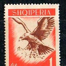Sellos: ALBANIA Nº 711, AGUILA REAL, NUEVO ***. Lote 140014414
