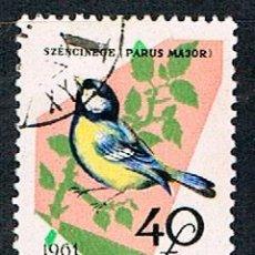 Sellos: HUNGRIA 1832, CARBONERO COMUN, USADO. Lote 147700286