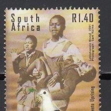 Sellos: SUDÁFRICA. 2000 YVERT Nº 1144 /**/, AVES, . Lote 157126178