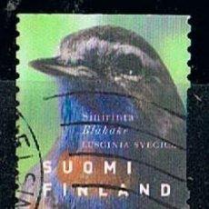 Sellos: FINLANDIA IVERT N 1429, PECHIAZUL, USADO. Lote 193347163