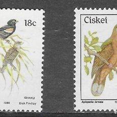 Selos: CISKIE Nº 157 Y 174 (**). Lote 194578783