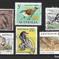 Sellos: AVES DE AUSTRALIA. Lote 205858281