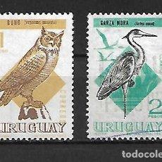 Sellos: AVES DE URUGUAY. Lote 205881536