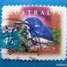 Sellos: +AUSTRALIA 1997, TEMA AVES. Lote 206525933