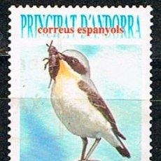 Sellos: ANDORRA EDIFIL Nº 307, 307, COLLALBA GRIS, NUEVO SIN GOMA. Lote 207957973