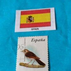 Sellos: ESPAÑA AVES K. Lote 213207758