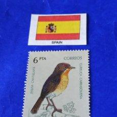 Sellos: ESPAÑA AVES (REPRODUCCIÓN) 2. Lote 213207863