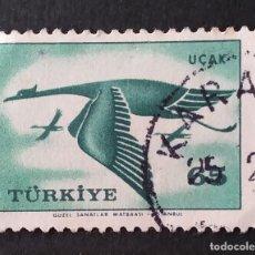 Sellos: 1959 TURQUÍA PÁJAROS. Lote 222689107