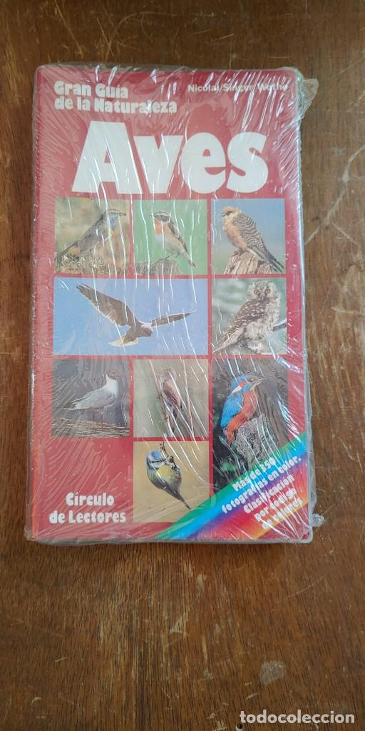 GRAN GUÍA DE LA NATURALEZA. AVES - NICOLAI, SINGER Y WOTHE, PYMY 20 (Sellos - Temáticas - Aves)