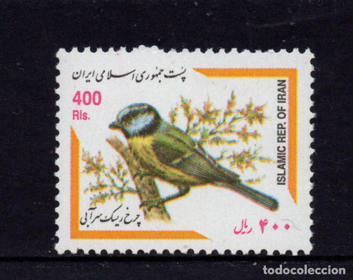 IRAN 2619** - AÑO 2002 - FAUNA - AVES (Sellos - Temáticas - Aves)