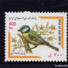 Sellos: IRAN 2619** - AÑO 2002 - FAUNA - AVES. Lote 235783805