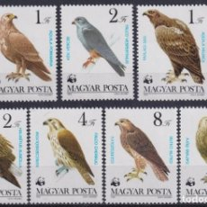 Sellos: F-EX22580 HUNGARY 1983 MNH BIRD AVES PAJAROS EAGLE AGUILA OISEAUX VÖGEL. Lote 244622280
