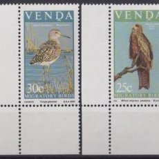 Sellos: F-EX22585 SOUTH AFRICA VENDA 1984 MNH BIRD AVES PAJAROS OISEAUX VÖGEL.. Lote 244622395