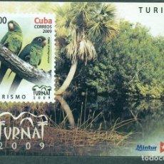 Sellos: ⚡ DISCOUNT CUBA 2009 FAUNA - LOCAL BIRDS MNH - BIRDS. Lote 253842970