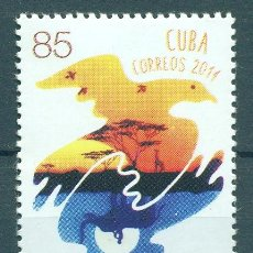 Sellos: ⚡ DISCOUNT CUBA 2014 THE 50TH ANNIVERSARY OF INDEPENDENCE OF MALAWI, TANZANIA & ZAMBIA MNH -. Lote 253844460