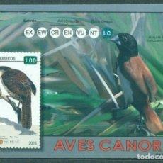 Sellos: ⚡ DISCOUNT CUBA 2015 BIRDS MNH - BIRDS. Lote 253844815