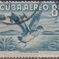 Sellos: ⚡ DISCOUNT CUBA 1956 BIRDS U - BIRDS. Lote 255642340