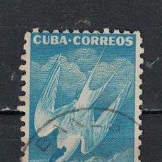 Sellos: ⚡ DISCOUNT CUBA 1953 EXPRESS STAMP - BIRDS - TERN U - BIRDS. Lote 261277450