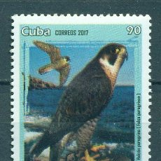Sellos: ⚡ DISCOUNT CUBA 2017 BIRDS - THE 30TH ANNIVERSARY OF THE GUANAHACABIBES PENINSULA BIOSPHERE RE. Lote 261277645
