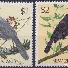 Sellos: F-EX26304 NEW ZEALAND MNH 1985 BIRD AVES PAJAROS OISEAX VÖGEL.. Lote 270229773