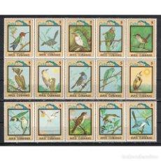 Sellos: ⚡ DISCOUNT CUBA 1983 FLORA AND FAUNA - BIRDS MNH - BIRDS. Lote 270388663