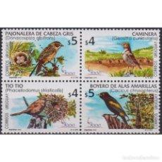 Sellos: ⚡ DISCOUNT URUGUAY 2000 INTERNATIONAL STAMP EXHIBITION ESPANA 2000 - BIRDS MNH - BIRDS. Lote 270389383