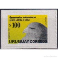 Sellos: ⚡ DISCOUNT URUGUAY 2004 PICKING UP OF REGISTERED MAIL SERVICE MNH - BIRDS. Lote 270390098