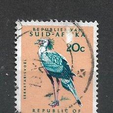 Sellos: SELLO SUDAFRICA AVES - 19/42. Lote 287693938