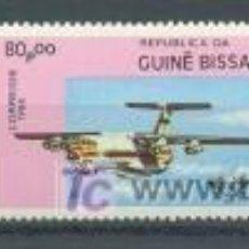Sellos: GUINEA BISSAU 1984 - AVIONES - PLANES - AVIONS - 3 SELLOS - YVERT 266/268**. Lote 24550810