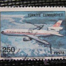Sellos: TURQUIA 1973, TEMA AVIONES . Lote 29132958