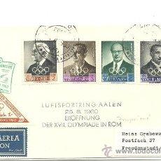 Sellos: 1960. SAN MARINO/ALEMANIA. . Lote 35815123